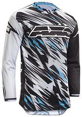 Axo Grunge Motocross Jersey XXL Black Grey