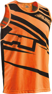 Axo SR Motocross Tank Top M Black Orange