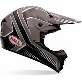 Bell SX-1 Race Motocross Helmet S Black