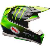 Bell Moto-9 MIPS Tomac Replica Motocross Helmet L Black Green