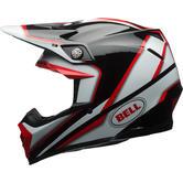 Bell Moto-9 Spark Motocross Helmet XL Red Black