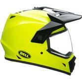 Bell MX-9 Adventure MIPS Solid Dual Sport Helmet L Hi-Viz Yellow