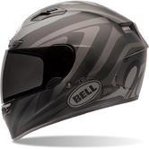 Bell Qualifier DLX Impulse Motorcycle Helmet XS Matt Black