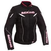 Bering Kwerk Ladies Motorcycle Jacket 40 Pink Fuchsia (UK 12)
