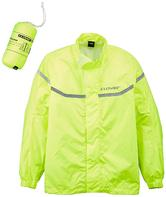 Clover Wet Motorcycle Over Jacket XXS Yellow