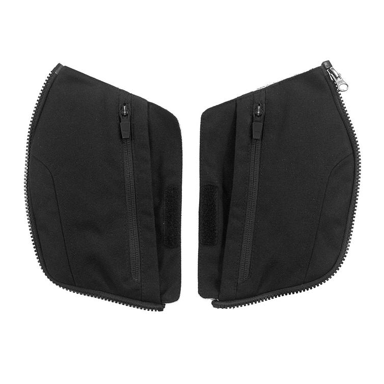 Clover Interchangeable Pockets for Crossover 3 Motorcycle Jacket S Black