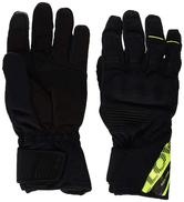Clover MS-03 Motorcycle Gloves XXL Black Yellow