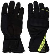 Clover MS-04 Motorcycle Gloves M Black Yellow