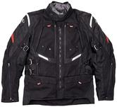 Clover GTS 3 Airbag Ready Motorcycle Jacket L Black