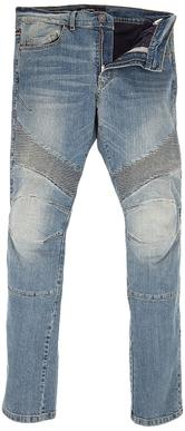Clover Sys Pro Medium Blue Motorcycle Jeans 48