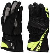Clover WRZ-Evo Motorcycle Gloves XL Black Fluo Yellow