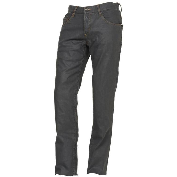 Esquad Milo Men's Water Repellent Motorcycle Jeans UK 40 Grey