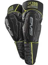 EVS TP 199 Youth Knee Guards Black Yellow