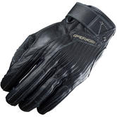 Five El Camino Leather Motorcycle Gloves M Black