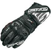 Five RFX1 Leather Motorcycle Gloves L Black