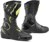 Forma Freccia Motorcycle Boots 45 Black Neon Yellow (UK 11)