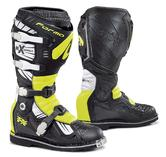 Forma Terrain TX Motocross Boots 44 Black Yellow (UK 10)