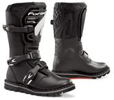 Forma Rock Youth Leather Trials Boots 33 Black (UK 1)