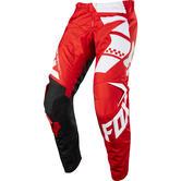 Fox Racing 180 Sayak Motocross Pants 34 Red
