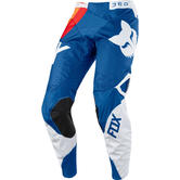 Fox Racing 360 Draftr Motocross Pants 38 Blue
