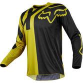 Fox Racing 360 Preme Motocross Jersey L Dark Yellow