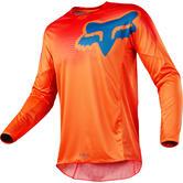Fox Racing 360 Viza Motocross Jersey S Orange