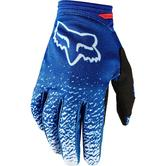 Fox Racing Womens Dirtpaw Motocross Gloves M Blue