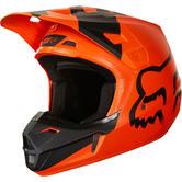 Fox Racing V2 Mastar Motocross Helmet XL Orange