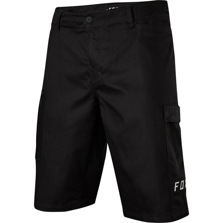 Fox Racing Sergeant Shorts 36 Black