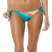 Fox Racing Ladies Creo Swimsuit Bottoms XS Jade