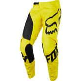 Fox Racing Youth 180 Mastar Motocross Pants 26 Yellow