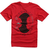 21009-208-YXL - Fox Racing Youth Curio T-Shirt TXL Red