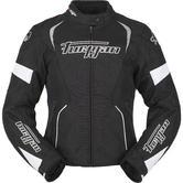 Furygan Xenia Ladies Motorcycle Jacket XL Black White