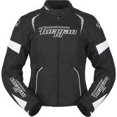 Furygan Xenia Ladies Motorcycle Jacket XXL Black White