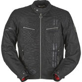 Furygan Serpico Motorcycle Jacket XXL Black