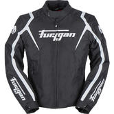 Furygan Blast Motorcycle Jacket XL Black White