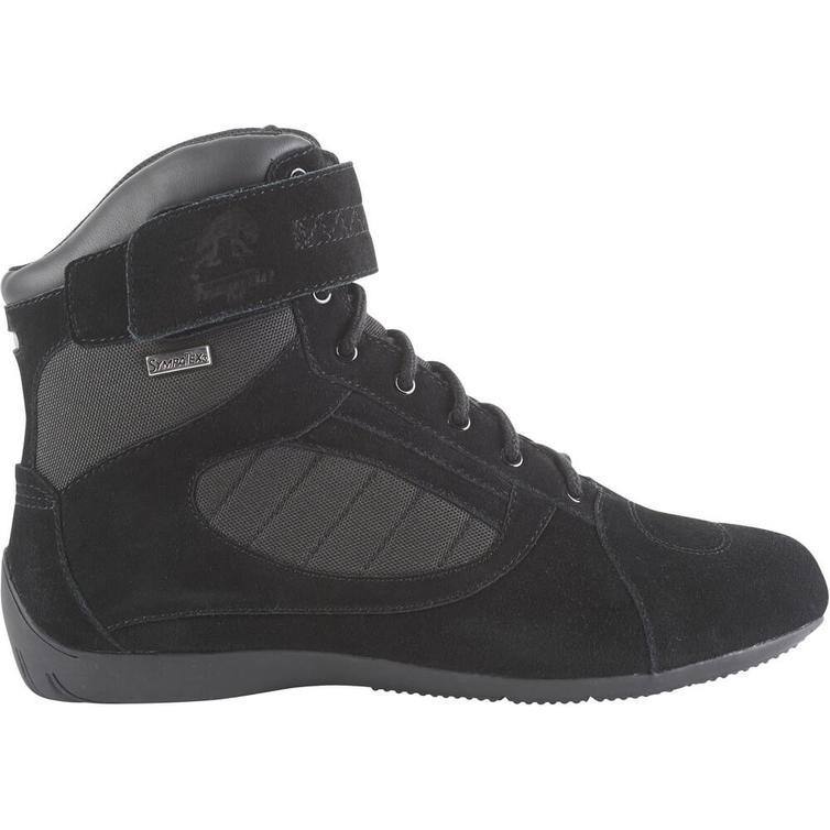 Furygan Cross Road D3O Sympatex Motorcycle Boots 40 Black (UK 7)