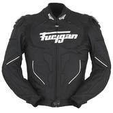 Furygan Raptor Motorcycle Jacket 2XL Black White