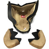 Givi 10.9 Easy-J Helmet Inner Lining and Cheek Pads XS (Size 54) (Z223654R)