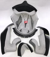Givi 50.1 Helmet Inner Lining and Cheek Pads S (Size 56) Sand (Z221256R)