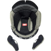 Givi 10.8 Urban-J Helmet Inner Lining and Cheek Pads M2 (Size 58) (Z223858R)