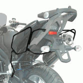 Givi Specific Easylock Pannier Rack & Soft Pannier Support Frame Kawasaki Z 800 (13-17) (TE4109)