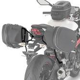 Givi Specific Easylock Pannier Rack & Soft Pannier Support Frame Triumph Street Triple 675 (13-16) (TE6405)
