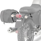 Givi Specific Easylock Pannier Rack & Soft Pannier Support Frame Moto Guzzi V7 (12-16) (TE8201)
