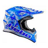 Hebo Enduro Sway Motocross Helmet L Blue
