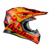Hebo Enduro Sway Motocross Helmet L Red