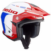 Hebo Zone 5 Like Trials Helmet 2XL Blue