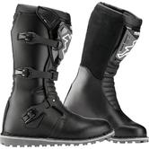 Hebo Junior Trials Eko Evo Boots 37 Black (UK 4)