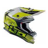 Hebo V321 Junior Quake Motocross Helmet L Yellow