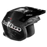 Hebo Zone 4 Carbon Trials Helmet XL Black
